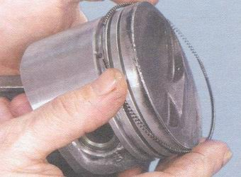 статья про сборка двигателя автомобилей ваз 2108, ваз 2109, ваз 21099
