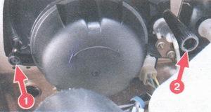 Регулировка фар на ваз 21099 своими руками