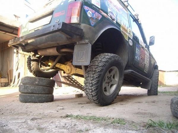 Настройка «боевой» подвески для НИВЫ