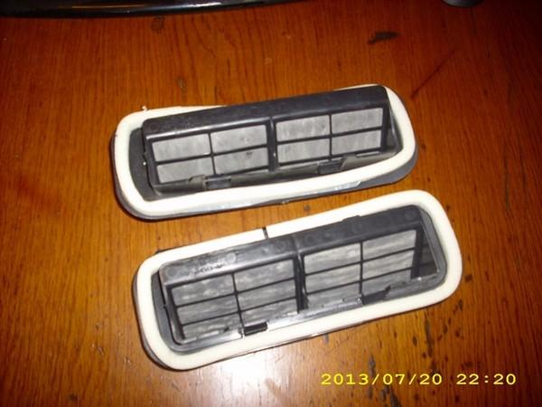 Установка клапанов вентиляции салона ВАЗ 2110