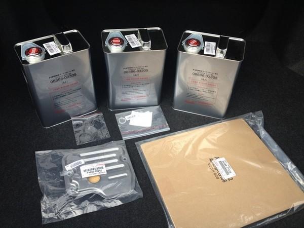Nissan Pathfinder Замена Масла В Акпп