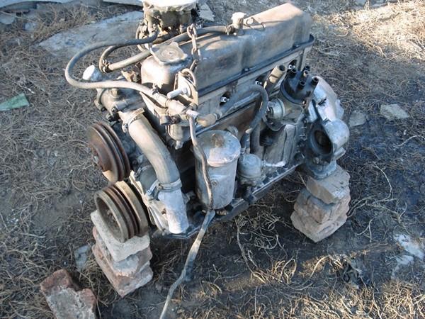Ремонт и замена двигателей УАЗ своими руками 93