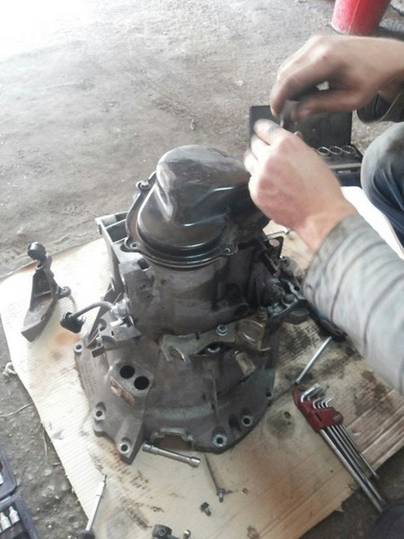 Ремонт и регулировка АКПП Ford Focus 2