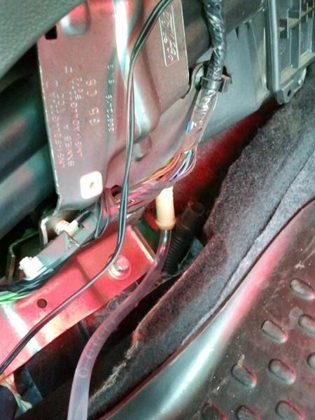 Очистка системы кондиционирования Ford Focus