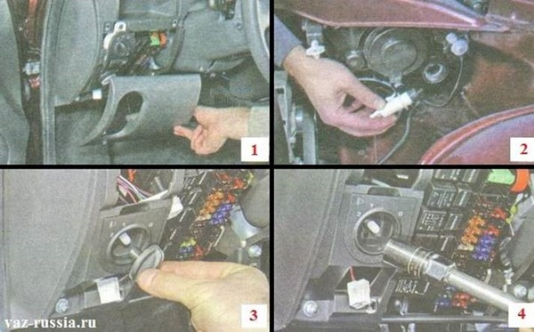 Корректор фар лада гранта ремонт