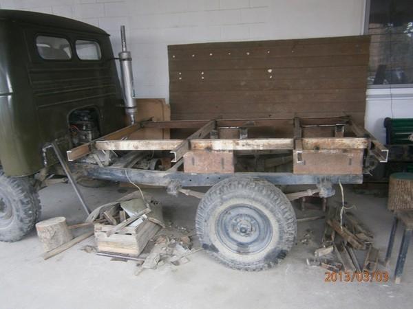 Изготовление металлического кузова для УАЗ 3303