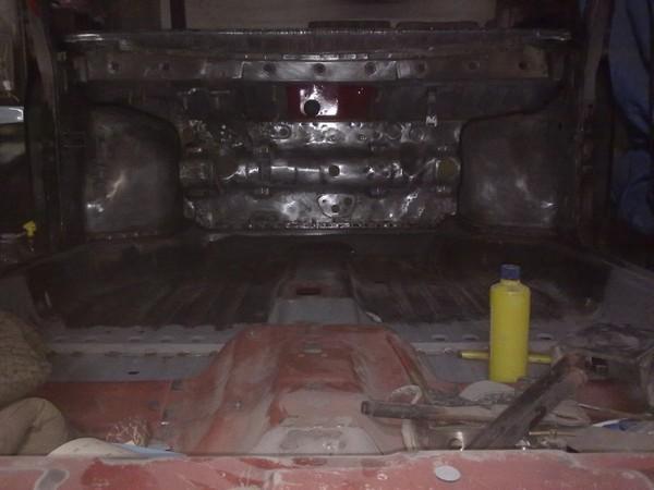 Зачистка и покраска кузова ваз 2108, 2109,