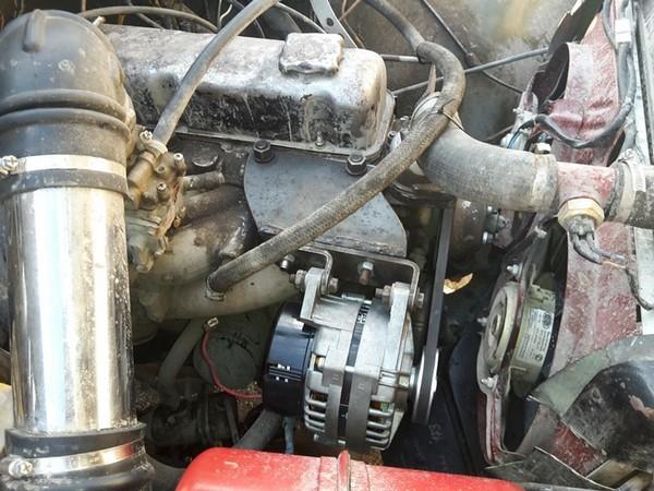 417 двигатель на уаз схема 456