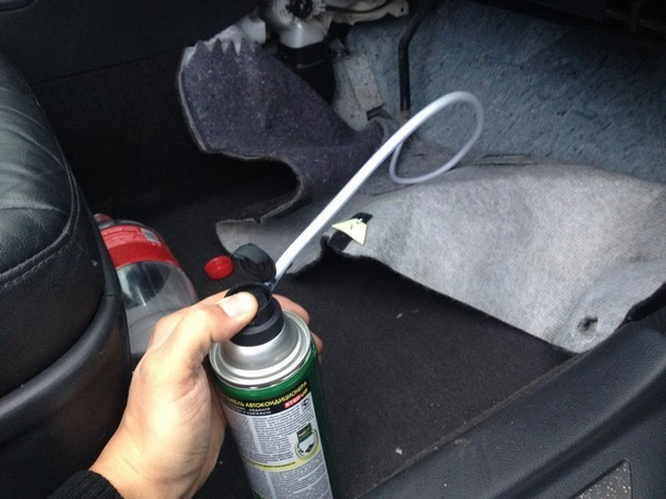 Чистка кондиционера форд фокус 1