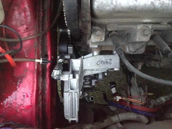 Фото №24 - установка гур на ВАЗ 2110 своими руками
