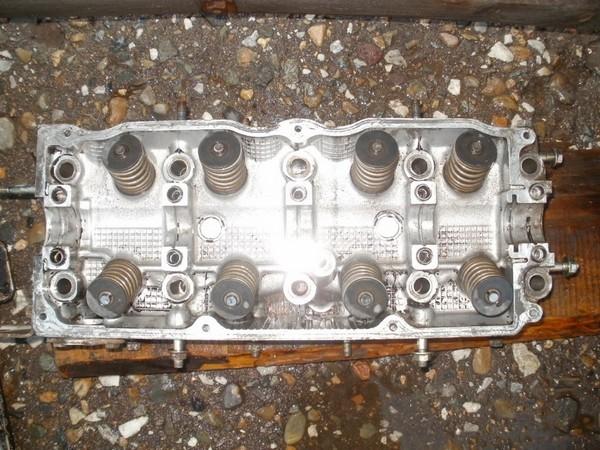 ремонт двигателя f8e mazda