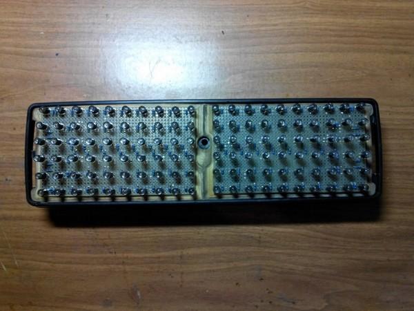 Изготовление светодиодных фонарей для ВАЗ 2101 своими руками