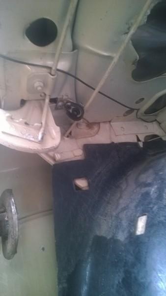 Подключаем концевики капота и багажника в ВАЗ 2106