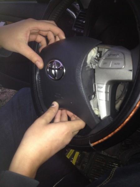 разъемы круиз контроля автомобильные toyota kamry