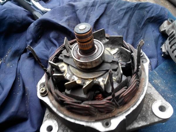 Проверка генератора форд фокус 2 своими руками 39