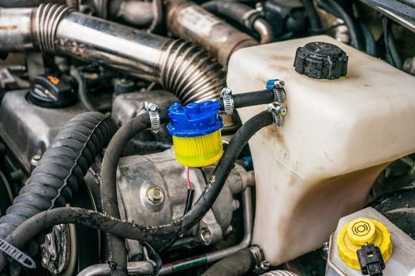 УАЗ Патриот система охлаждения