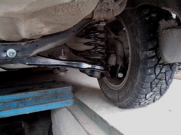 Форд фокус 1 ремонт своими руками задняя подвеска