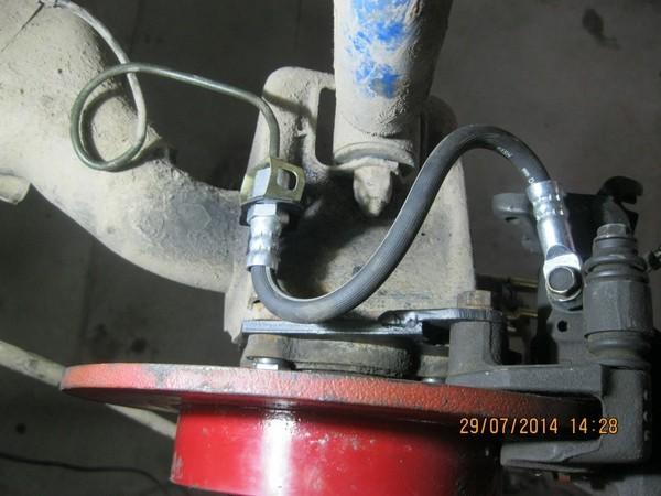 Замена задних колодок ваз 2109