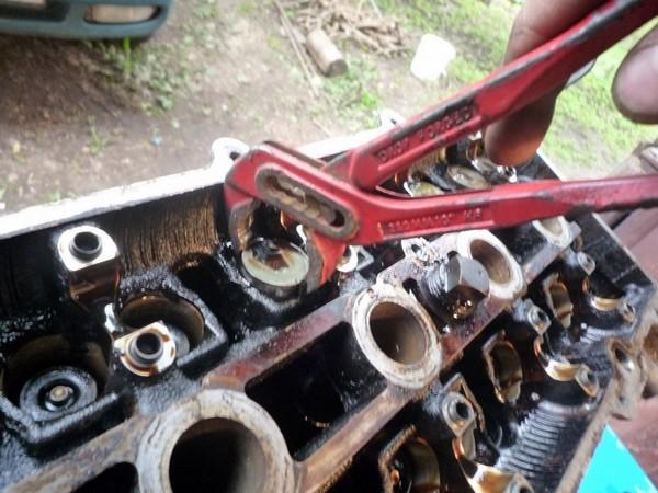 Ремонт шатуна двигателя 156