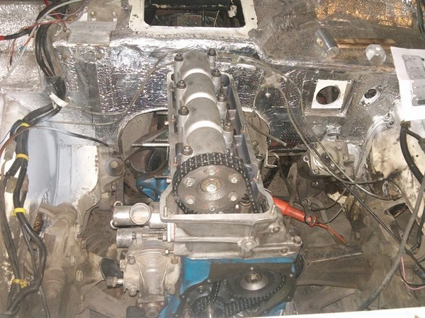 Ваз 2121 нива ремонт двигателя своими руками 56