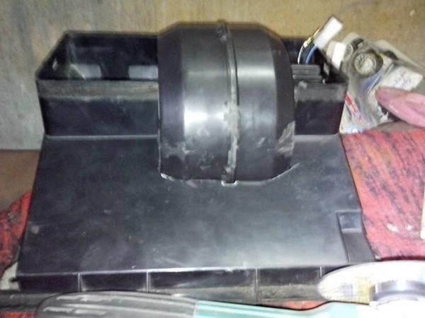 Как заменить мотор печки на ниве 21213 своими руками