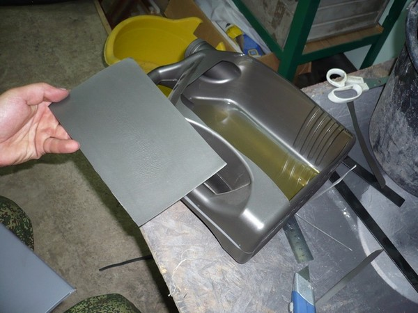 Установка 2DIN магнитолы Soundmax SM-CCR3701M в ГАЗ Газель