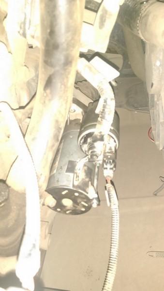 скрежет стартера при запуске двигателя Лады Гранта