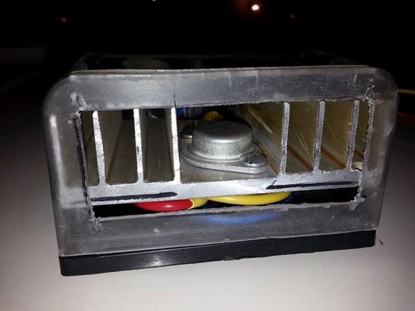 Стабилизатор напряжения 12в для светодиодов