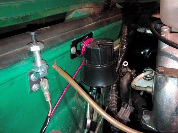 Установка сигнализации на ваз-2107