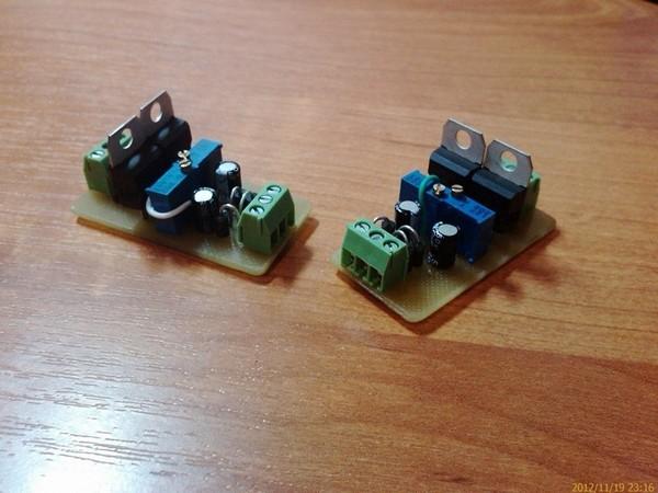 Светодиодные фонари стопы и габариты ВАЗ 2107