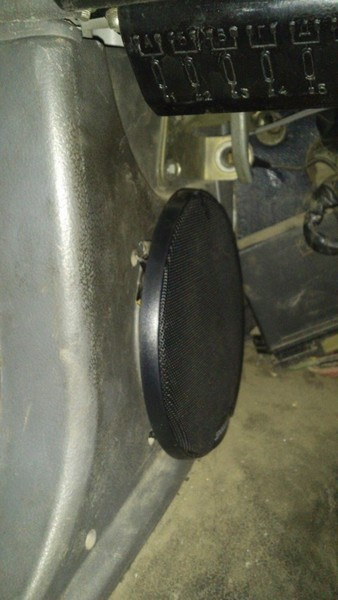Установка магнитолы LG в ГАЗ Газель