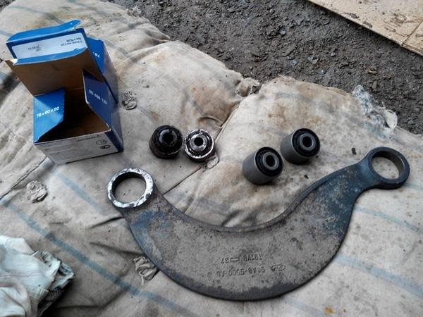 форд фокус2 бренчат задние термобелья Swix Бренд