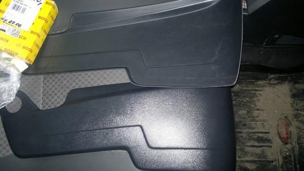 Установка пластиковых накладок сидений в Ладу Приора