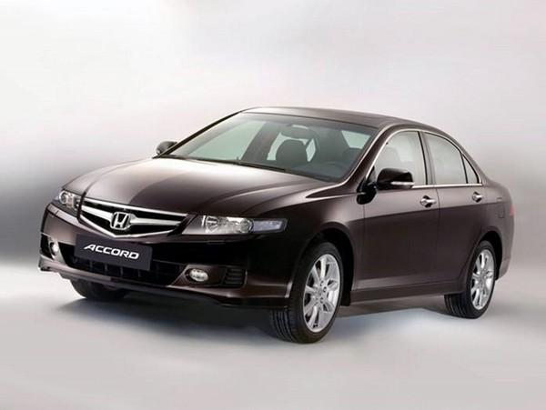 Подробнее: Технические характеристики Honda Accord 7