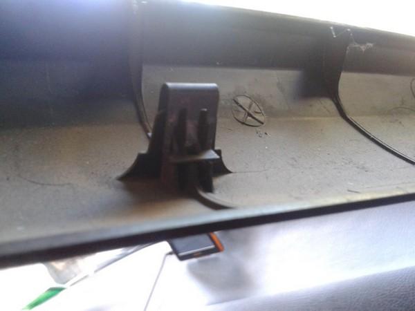 Ремонт потолка в Honda Accord 5