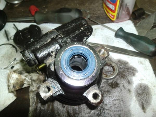 Форд мондео 4 ремонт гур своими руками