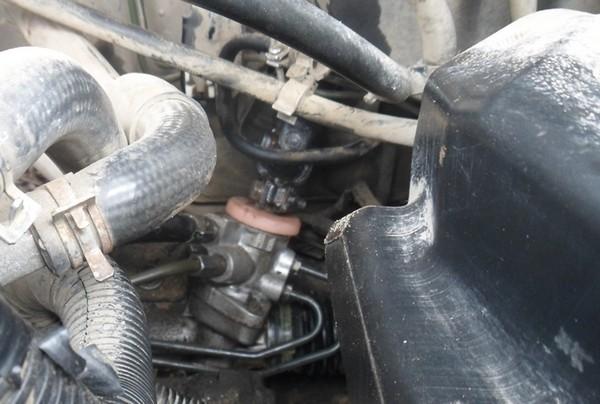 замена рулевого карданчика на nissan sunny