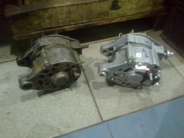 Установка генератора ВАЗ 2101, 2106, 2107 классика