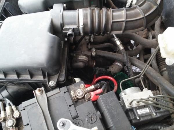 Подробнее: Замена термостата и подключение контроля работы двигателя сигнализацией по тахометру в Ладе Приора