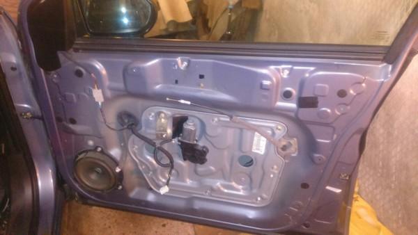 Подробнее: Ремонт замка пассажирской двери Nissan Qashqai
