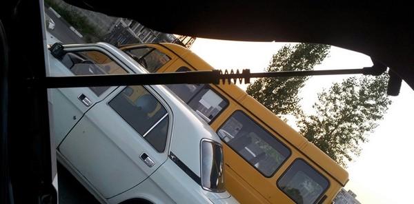 Открывание багажника Nissan Qashqai из салона с пульта