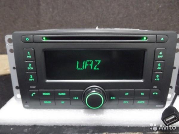 Установка штатной магнитолы от УАЗ Патриот в ВАЗ 2110