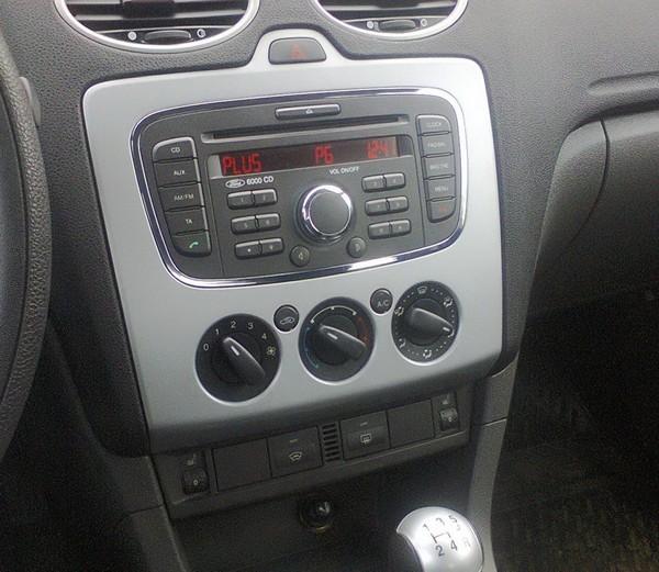 Установка и подключение магнитолы в Ford Focus 2