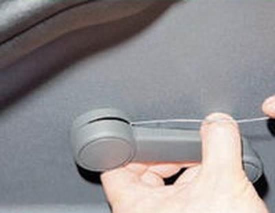 Разбор дверей, снятие стекла и обшивки дверей Ford Focus 2 рестайлинг