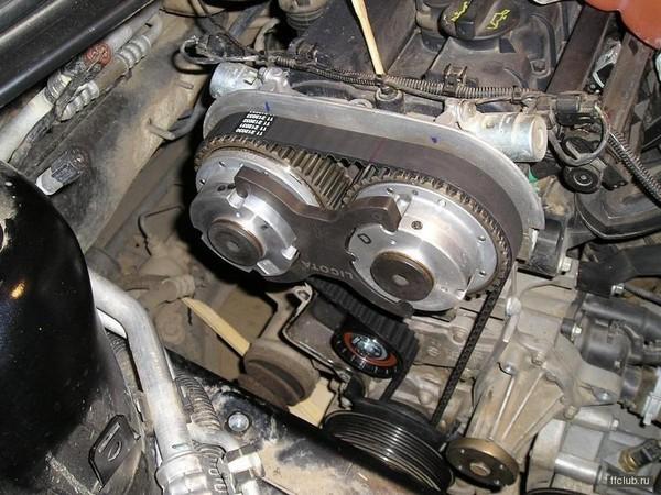 Замена ремня грм форд мондео 25 турбо