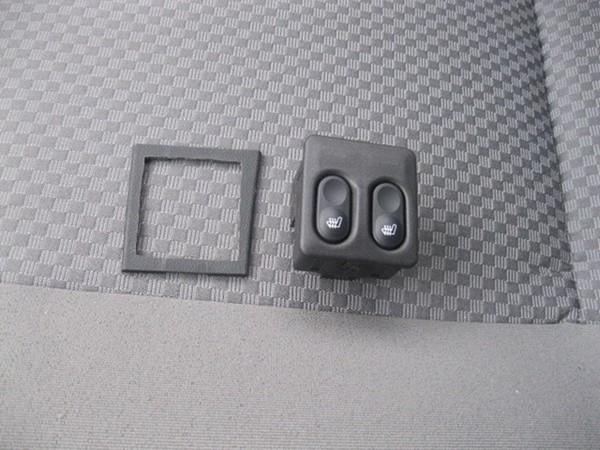 2. Установка кнопок подогрева сидений для Лады Приора