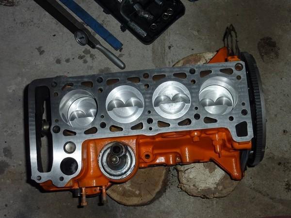 Блок на двигатель ваз 2106